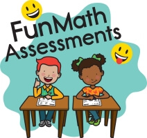Math Assessment Test Practice Pages