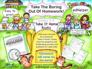 Homework Workbooks