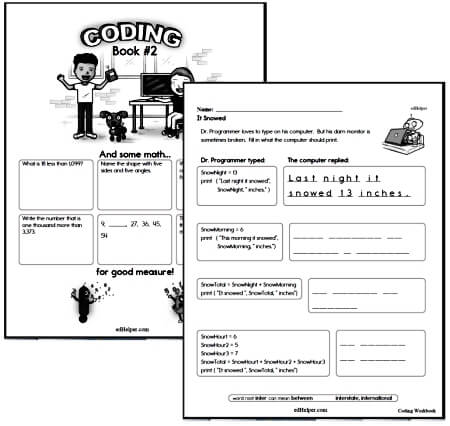 Coding Workbook