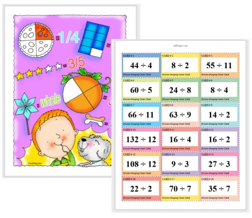 Math Learning Centers