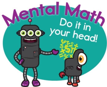 Mental Math Workbooks and Worksheets