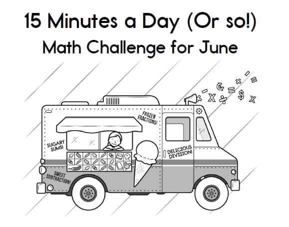 Summer is Coming, so Plan Accordingly - 1st Summer Math Challenge Workbook of Summer