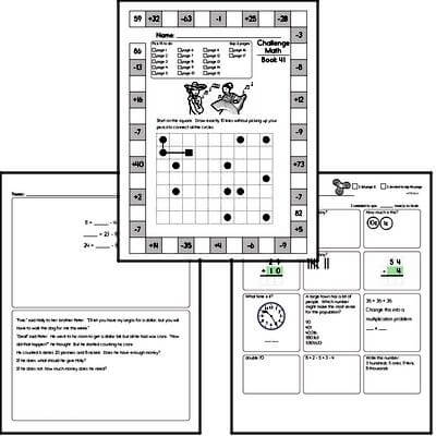 Free Worksheets And Math Printables You'd Actually Want To Print EdHelper